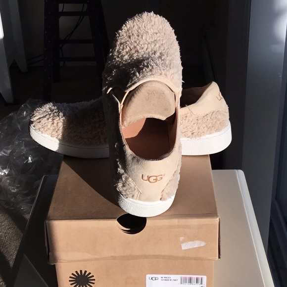 912a7eab060 Brand New UGG Ricci slip on sneakers. Size 7.5